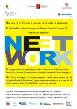 Progetto Neet-work – La Carovana